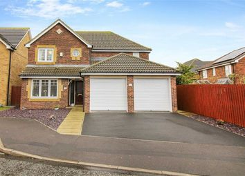 Thumbnail 4 bed detached house for sale in Forest Gate, Forest Hall, Tyne And Wear