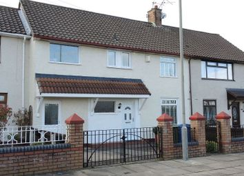 Thumbnail 4 bed terraced house for sale in Parkview Road, Croxteth, Liverpool