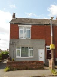 Thumbnail 3 bed end terrace house for sale in Buckingham Street, Scunthorpe