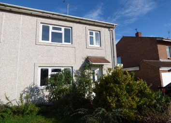 Thumbnail 3 bed semi-detached house for sale in Perham Crescent, Ludgershall, Andover