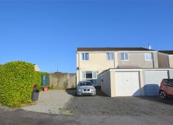 Thumbnail 3 bed semi-detached house for sale in Eglos Road, Shortlanesend, Truro
