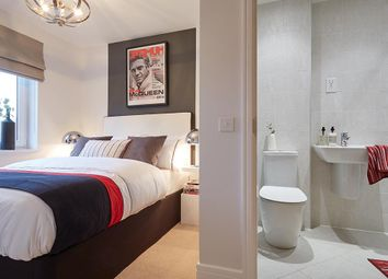 "Thumbnail 3 bedroom end terrace house for sale in ""The Knightsbridge"" at Blantyre, Glasgow"