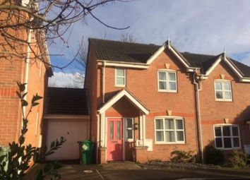 Thumbnail 3 bed semi-detached house to rent in Marsden Close, Nottingham