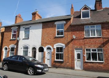 Thumbnail 2 bed terraced house to rent in Erdington Road, Atherstone, Warwickshire