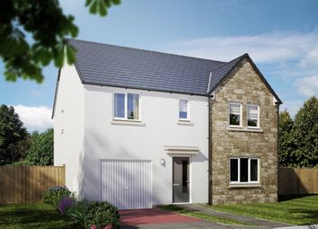 "Thumbnail 5 bed detached house for sale in ""The Warriston"" at Cotland Drive, Falkirk"