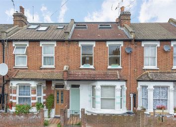 Thumbnail 3 bed flat for sale in Claxton Grove, London