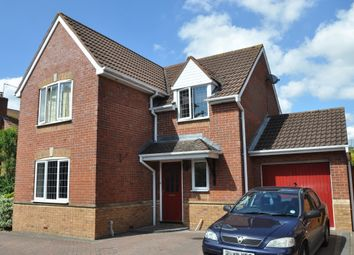 Thumbnail 4 bed detached house for sale in Beach Close, Evesham