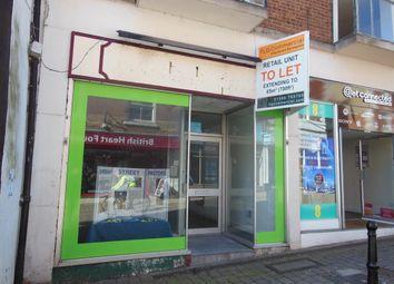Thumbnail Retail premises to let in Monks Walk, Bridge Street, Evesham