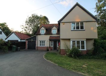 Thumbnail 4 bedroom detached house to rent in Upper Holt Street, Colchester, Essex
