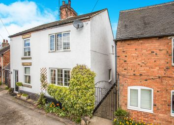 Thumbnail 3 bed semi-detached house for sale in The Green, Kirk Langley, Ashbourne