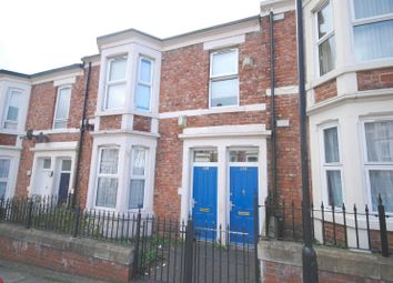 3 bed flat for sale in Joan Street, Newcastle Upon Tyne NE4
