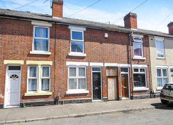 Thumbnail 2 bedroom terraced house for sale in Leacroft Road, Derby