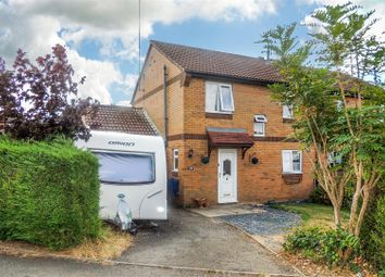 Thumbnail 3 bed semi-detached house for sale in Anson Close, Daventry