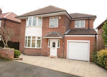 Thumbnail 4 bed detached house for sale in Allerton Grange Rise, Leeds, West Yorkshire