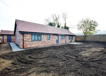 Thumbnail 3 bedroom detached bungalow for sale in High Street, Wickham Market