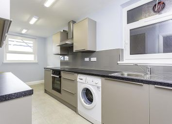 Thumbnail 3 bed flat to rent in Saxon Road, London