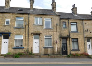 Thumbnail 2 bed terraced house to rent in Cleckheaton Road, Low Moor, Bradford