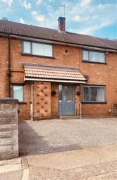 Thumbnail 3 bed terraced house for sale in Ball Road, Llanrumney, Cardiff