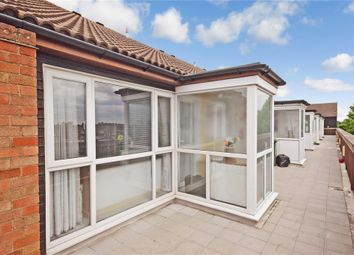 Thumbnail 2 bed flat for sale in Northolt Way, Hornchurch, Essex