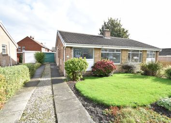 Thumbnail 2 bed semi-detached bungalow to rent in Mapplewell Drive, Ossett