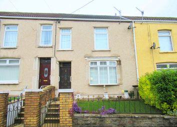 3 bed terraced house for sale in Harvey Street, Maesteg, Bridgend. CF34