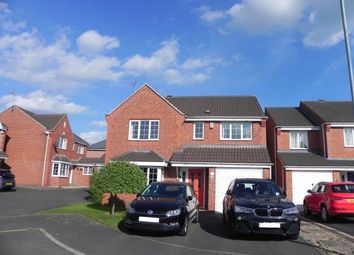 Thumbnail 4 bed detached house for sale in Pochins Bridge Road, Wigston, Leicester, Leicestershire