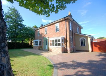 Thumbnail 4 bed detached house for sale in The Elms, Sea Dyke Way, Marshchapel
