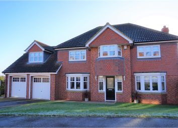 Thumbnail 5 bed detached house for sale in Grassholme Road, Hartlepool
