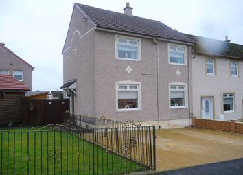 Thumbnail 3 bed end terrace house for sale in School Street, Airdrie