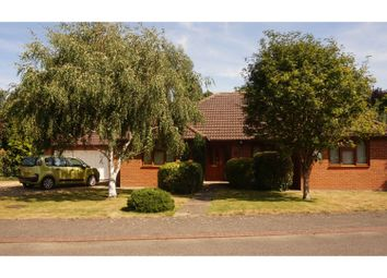 Thumbnail 3 bed detached bungalow for sale in Green Pastures, Whaplode, Near Spalding