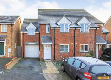 Thumbnail 4 bedroom semi-detached house to rent in Favourite Road, Whitstable, Kent