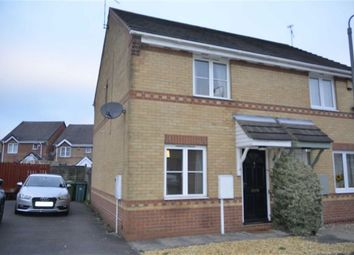 Thumbnail 2 bed semi-detached house for sale in Beechdale Road, Alfreton