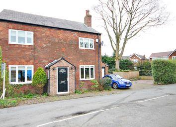 Thumbnail 3 bed cottage for sale in Warrington Road, Glazebury, Warrington