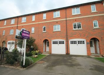4 bed terraced house for sale in Hornbeam Way, Hampden Hall, Weston Turville HP22
