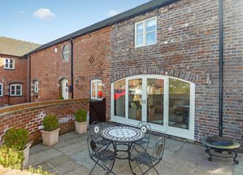 Thumbnail 3 bed barn conversion for sale in Radway Green, Crewe