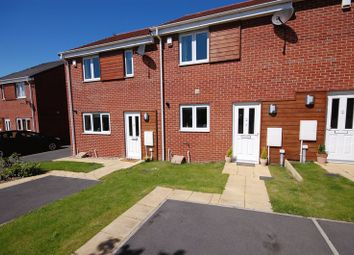 Thumbnail 2 bedroom terraced house for sale in White Swan Close, Killingworth, Newcastle Upon Tyne