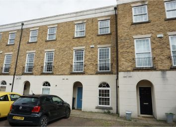 Thumbnail 3 bed terraced house to rent in Marigold Way, Maidstone
