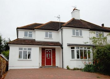 Thumbnail 4 bed semi-detached house to rent in Roding View, Buckhurst Hill