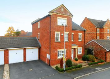 Thumbnail 5 bed link-detached house for sale in Pollard Drive, Stapeley, Nantwich