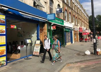 Thumbnail Restaurant/cafe to let in Kings Cross Road, London