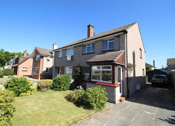 Thumbnail 3 bed semi-detached house for sale in 15, Miers Avenue, Inverness