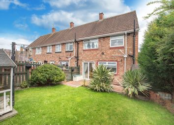 Thumbnail 2 bed end terrace house for sale in Craigavon Road, Sunderland