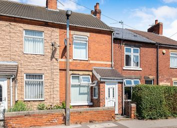 Thumbnail 2 bed terraced house for sale in Leopold Street, Dinnington, Sheffield