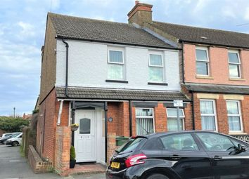 Thumbnail 2 bed terraced house for sale in Station Road, Folkestone