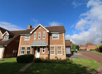 Thumbnail 3 bed detached house for sale in Marigold Grove, Stockton-On-Tees, Durham