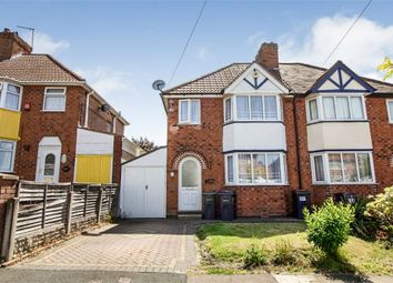 Thumbnail 3 bed semi-detached house for sale in Springthorpe Road, Birmingham, West Midlands