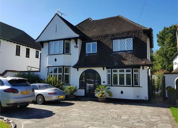 Thumbnail 4 bed detached house for sale in Chislehurst Road, Petts Wood, Orpington, Kent