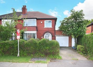 Thumbnail 3 bed semi-detached house for sale in Saxton Avenue, Doncaster