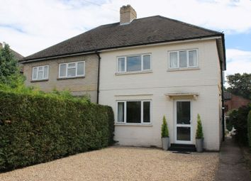 Thumbnail 4 bed semi-detached house for sale in Larchwood Drive, Englefield Green, Egham