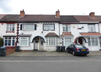 Thumbnail 3 bed property for sale in Bromyard Road, Sparkhill, Birmingham.